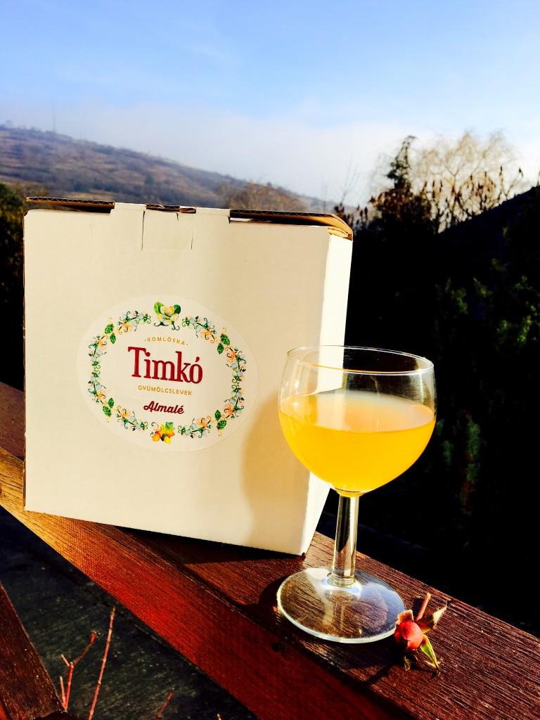 Timkó Gyümölcslevek